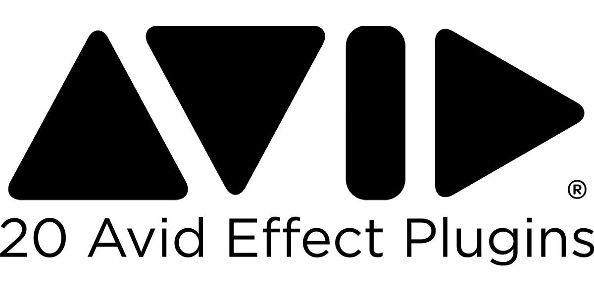Plugins d'effets AVID 20