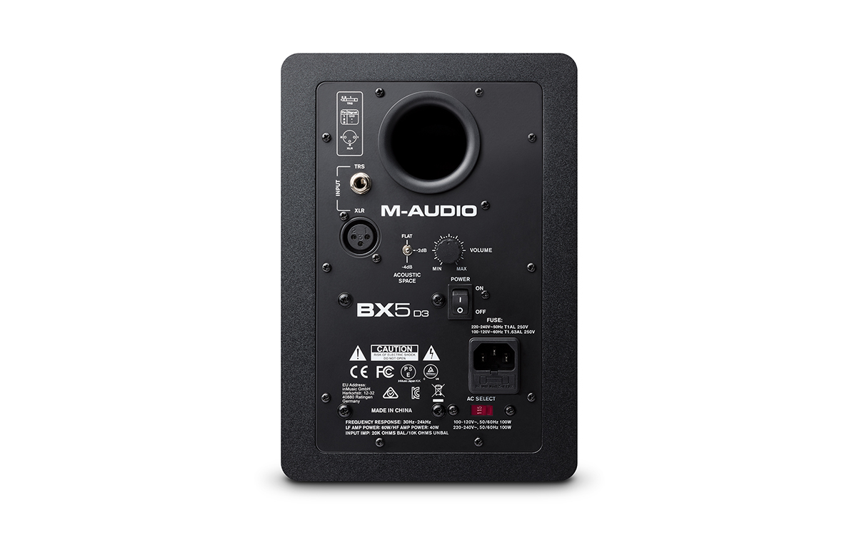 M Audio Xlr Wiring Multiple Speakers Find A Dealer