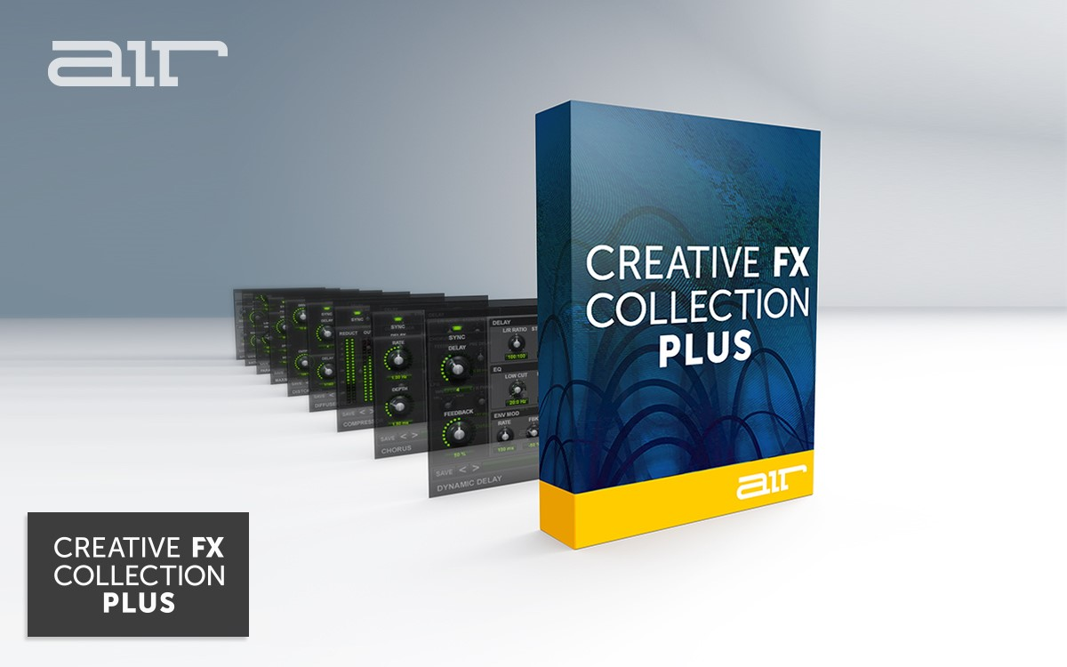 Creative FX Collection Plus