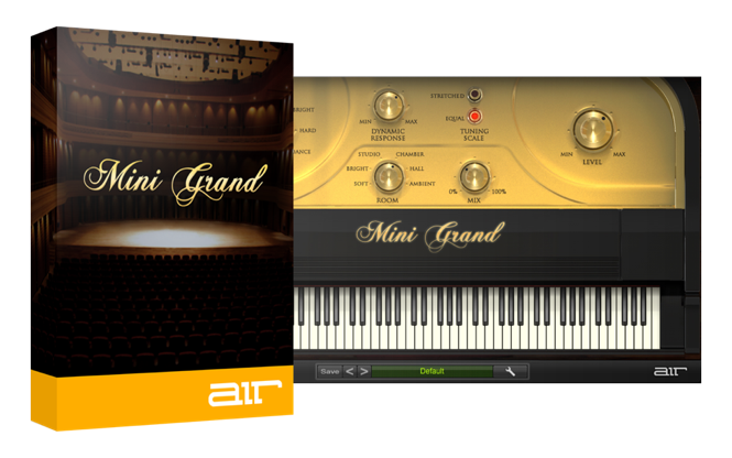 AIR Music Technology Mini Grand