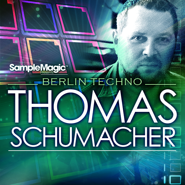 Thomas Schumacher Berlin Techno