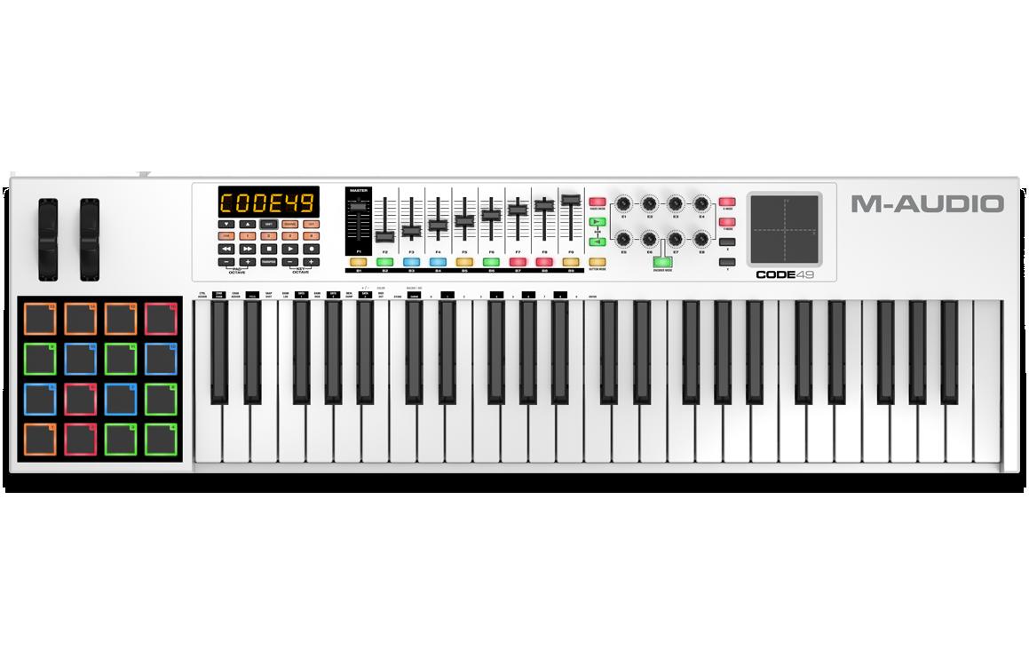 M-Audio Code Series